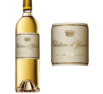 avis vins liquoreux Château d'Yquem