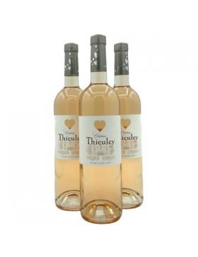Avis vin rosé Château Thieuley