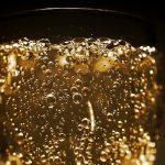 Les Bulles du champagne