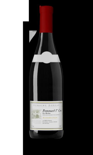 Avis vin rouge Pommard 1er Cru